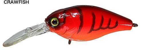 Shimano Jackall DD Cherry Crankbait 2 1/8in 3/8oz Craw Fish JChromeDD55-CRA