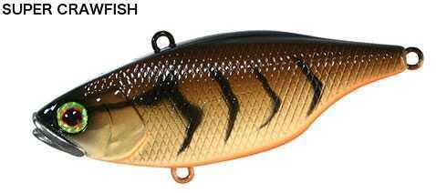 Shimano Jackall TN/70 Lipless Crankbait 2 5/8in 5/8oz Super Crawfish JTN70-SCRA