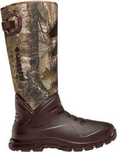 "Lacrosse Aerohead Sport Boots 3.5mm 16"" Realtree Xtra Size 07"