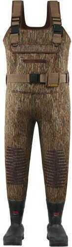 Lacrosse Swamp Tuff Chest Wade Bottomland Camo King 1200G Size 10 Model: 700126-K10