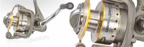 Lew's Laser Lite SS Reel Spinning 6+1 80/4# LL50