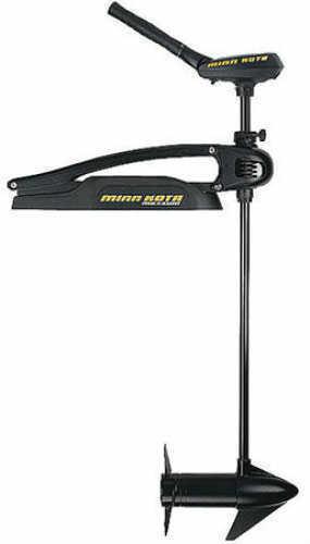 Humminbird Minn Kota Maxxum Motor Bow Mount Hand 52in 55# 12V Md#: 1368620