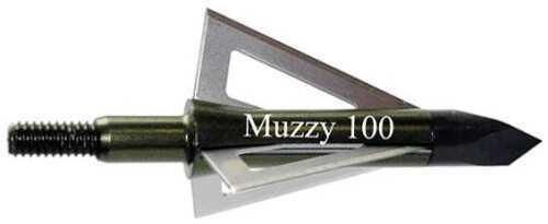 Muzzy Archery Muzzy Broadheads Trocar 100gr 3-Blade 3pk 290