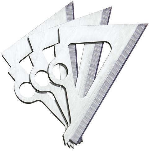 Muzzy Archery Muzzy Broadheads Rep Blades Trocar Hb & Hbx 3 Sets Blades Model: 390