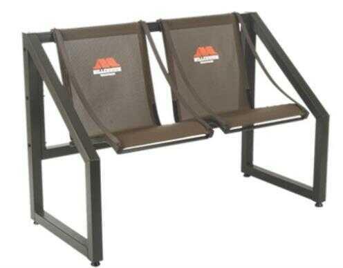 Outdoor Solutions Millennium Bench Seat 2 Man Bench Seat Model: B-002-2X