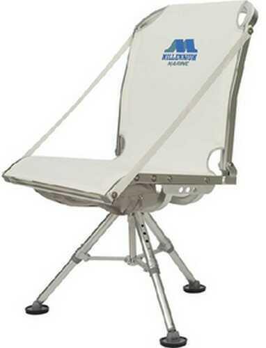 Millennium Marine Deck Chair White D-100