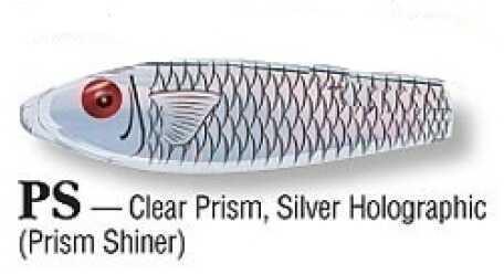 Mirrolure / L&S Bait L&S Mirrolure-Sinker Series 3 1/2 Prism Scale S52MR-PS