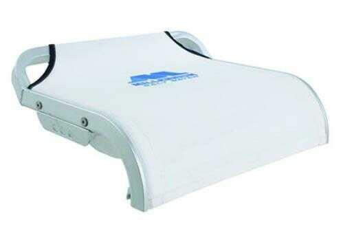 Outdoor Solutions Millennium SW-200 Boat Seat White Salt Water Pedestal