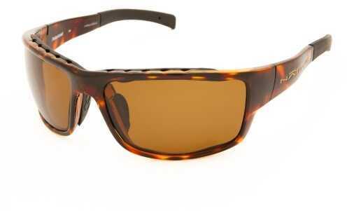 Native Eyewear Native Polarized Eyewear Cable Maple Tort/Brown