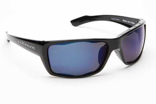 Native Eyewear Native Polarized Eyewear Wazee Iron/Blue Reflex