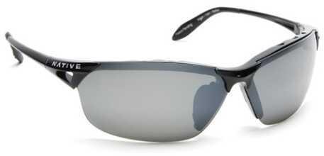 Native Eyewear Native Polarized Eyewear Vigor Iron/Silver Reflex Md: 139 300 521