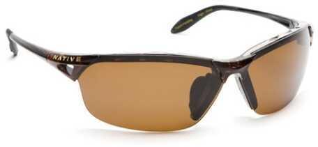 Native Eyewear Native Polarized Eyewear Vigor Wood/Brown