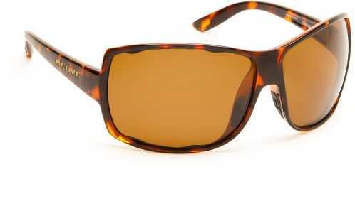 Native Eyewear Native Polarized Eyewear Chonga Maple/Brown