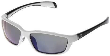 Native Eyewear Native Polarized Eyewear Kodiak White Iron/Blue Reflx 159 374 526