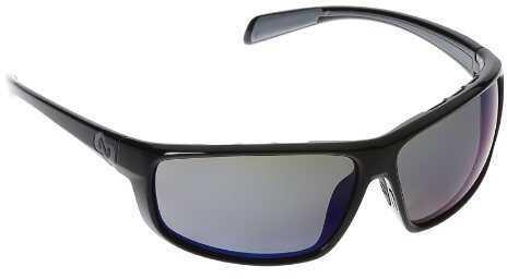 Native Eyewear Native Polarized Eyewear Bigfork Iron/Blue Reflex 161 300 526