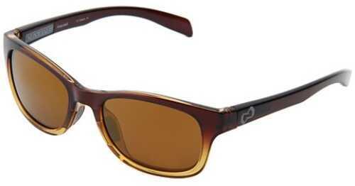 Native Eyewear Native Polorized Eyewear Highline Stout Fade/Bronze Reflex Lens