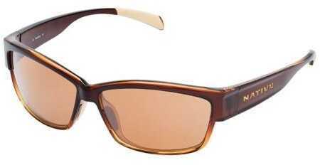 Native Eyewear Native Polarized Eyewear Toolah Pale Ale/Brown