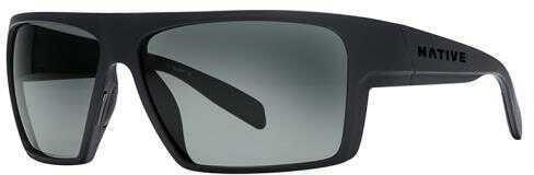 Native Eyewear Native Polarized Eyewear Eldo Dark Gray/Gray Model: 177 902 523
