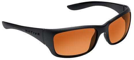 Native Eyewear Native Polarized Eyewear Kannah Asphalt/Brnz Reflex Model: 178 302 527