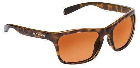Native Eyewear Native Polarized Eyewear Penrose Map Tort/Brn Model: 179 342 524