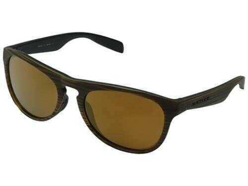 Native Eyewear Native Polarized Eyewear Sanitas Wood Blk/Brnz Reflex Model: 180 903 527