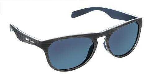 Native Eyewear Native Polarized Eyewear Sanitas Drift Wht Blu/Blue Ref Model: 180 908 526