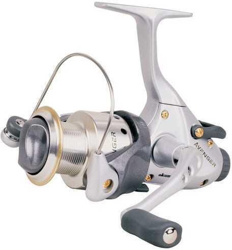 Okuma Avenger Baitfeeder Reel Spinning 4.5:1 6bb + 1rb 320/20 ABF-65