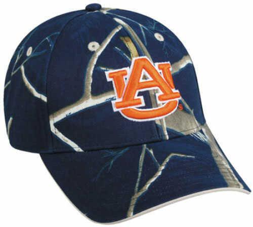 Outdoor Cap College Logo Cap Auburn College Camo COL610AUB