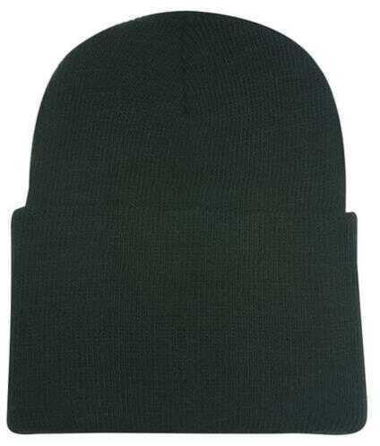 Outdoor Cap Knit Cap Black 1-Sz Model: KN400-BLACK