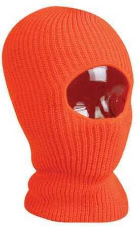 Outdoor Cap Knit Mask Orange-1 Sz New Style Model: KO550 NEW STYLE