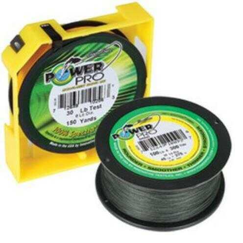 Shimano Power Pro Micro-filament Line 8 Pound 1500 Yards Moss Green Model: 2110081500e