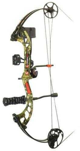 PSE Stinger X Ready to Shoot Bow Pkg 29-70 RH Mossy Oak