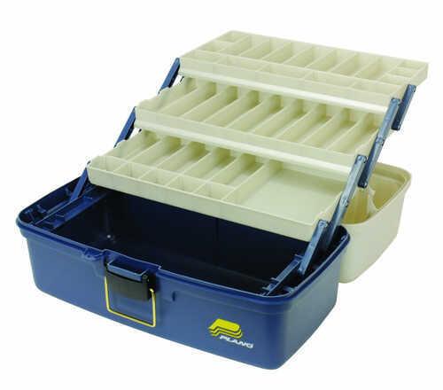 Plano Large Three Tray Tackle Box 6133-06