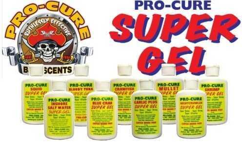 Pro-Cure Gel 2oz Crawfish G2-CRW