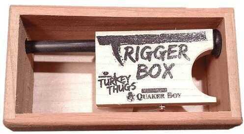 Quaker Boy Game Call Box Turkey Thug Trigger Model: 99309