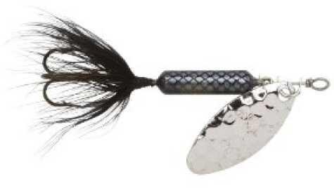 Yakima / Hildebrandt Rooster Tails 1/8 Black 12/bx 208-BL