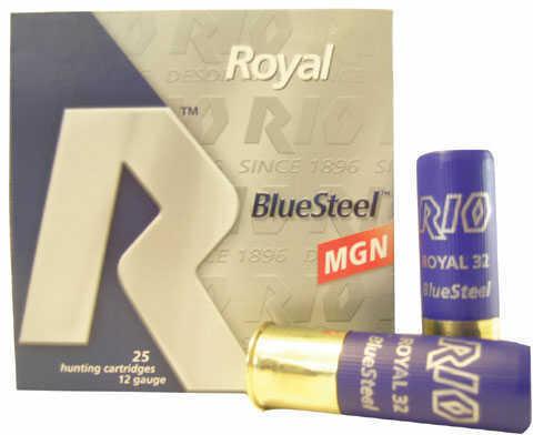 Rio Ammunition Rio Blue Steel Magnum 12Ga 3In 1-1/4oz (Case Price)