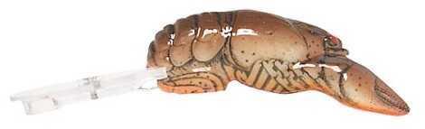 Pradco Lures Rebel Teeny Wee Crawfish 1-1/2in 1/10oz Ditch Brown F7775