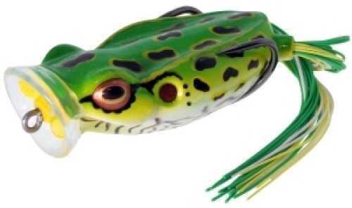 River-2-Sea R2S Spittin Wa Frog 2-1/4In 9/16Oz Leopard FSPW55-12