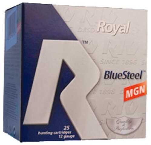 Rio Ammunition Rio Blue Steel #5 12ga 2-3/4 1-1/8oz 1400 FPS 250 Rounds Ammunition GLBS32-5