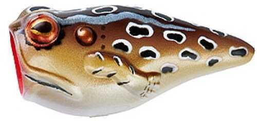 Pradco Lures Rebel Pop N Frog 1 7/8in 3/16oz Cricket Frog P20512