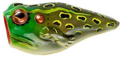Pradco Lures Rebel Pop N Frog 1 7/8in 3/16oz Bullfrog P20513