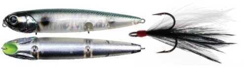 River-2-Sea Rover 98 3-7/8in 7/16oz Abalone Shad PO-Rr98-G54R