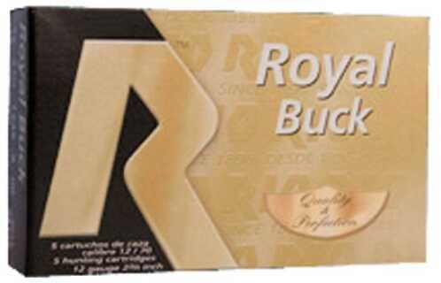 Rio Ammunition Rio Royal Star Slug 12Ga 2-3/4 1oz 5 Box