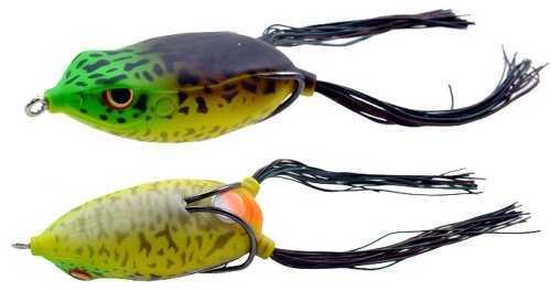 Gamakatsu / Spro Bronzeye Pop 60 Frog 5/8oz Outback SBEPP60OTBK
