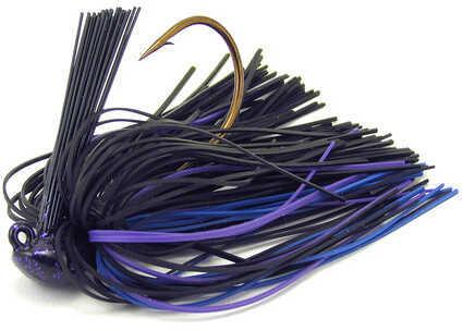 Stanley Orginal Casting Jig 5/16oz Black/Blue/Purple C516-04HT