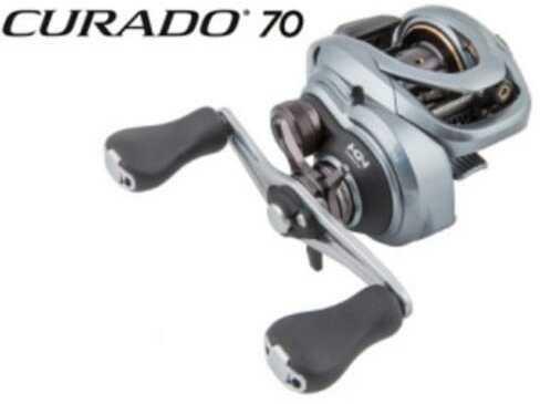 Shimano Curado 70 L/H Reel B-Cast 5Bb+1Rb 8.2:1 105/10# L Model: CU70XG