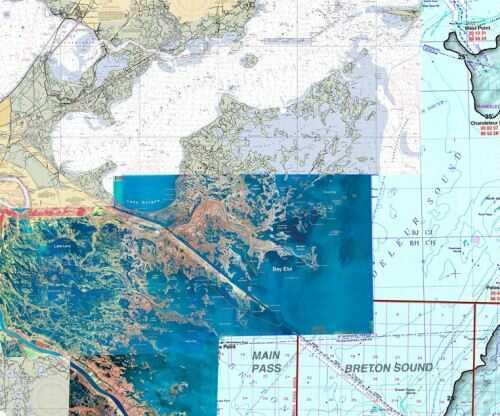 Standard Map Photo Map For Gps 4 Map E-Card Combo Breton Soun EC003
