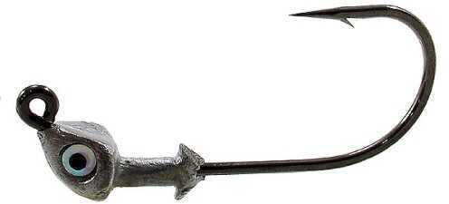 Strike King Lures Strike King Saltwater Jighead 3/8oz 3pk Clear Coated FJH38-U