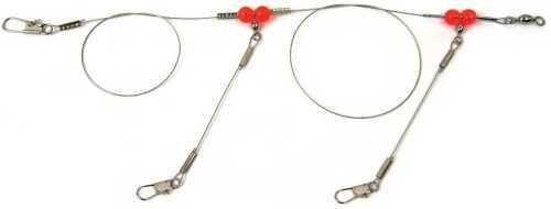 Sea Striker Gulf Coast Rig 2 Drop Wire 36/Ring GR2BW